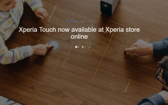 You can now buy Sony's lavishly-priced Xperia Touch in Europe