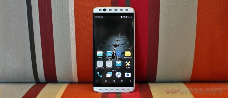 app zte axon 7 mini wifi calling NOT fill