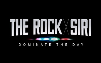 The Rock teams up with Apple for a funny Siri commercial