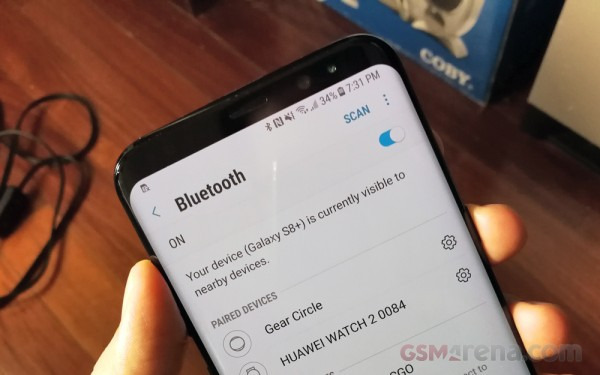 Bluetooth battery level indicators could be coming to stock Android soon