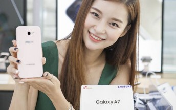 Samsung Galaxy A7 (2017) has Bixby in South Korea