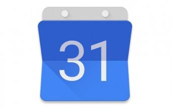 Google Calendar app for iOS finally gets a widget