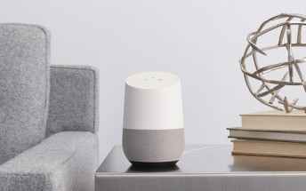 Google Home to land in France next month