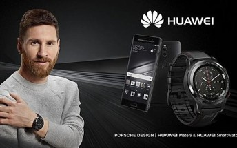 Huawei Watch 2 Porsche Design launched, Europe gets it first
