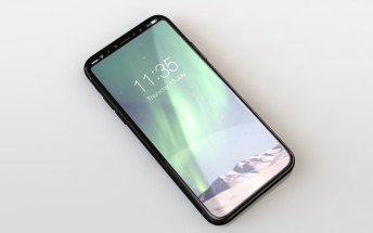 New iPhone 8 leaked renders allegedly show finalized design