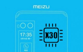 MediaTek just basically confirmed the Meizu Pro 7 will use its X30 chipset