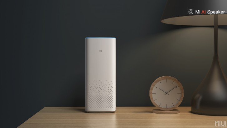 Xiaomi Announces Mi AI Speaker with 360 Sound and Voice Assistant