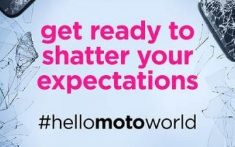 Motorola teases shatterproof Moto Z2 Force ahead of July 25 event