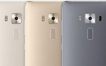 New Asus ZenFone 3 Deluxe update improves camera performance
