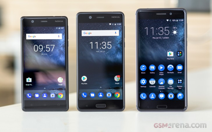 Nokia 5 Smartphone Lands In Germany