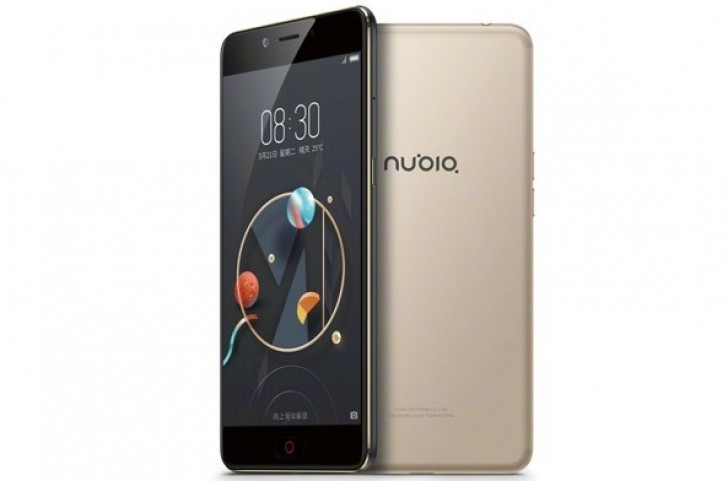 Nubia N2 with 16MP Selfie Camera & 5000mAh Battery Listed on Amazon India