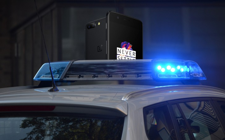 OnePlus 5 may reboot when you call 911