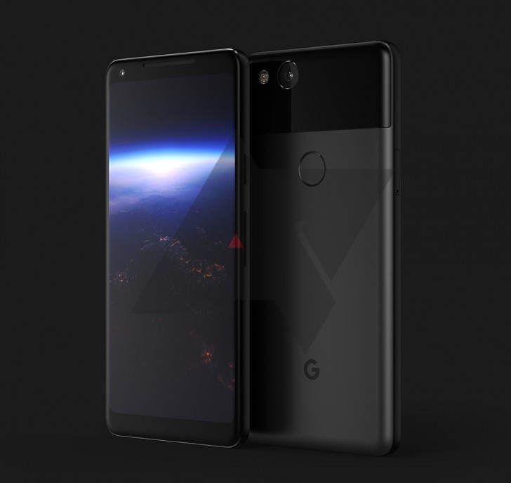 Image result for google pixel 2 gsmarena