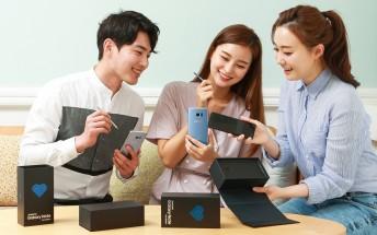Samsung officially announces Galaxy Note Fan Edition in Korea