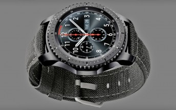 Samsung Gear S3 Tumi edition now available
