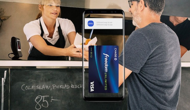 Samsung may bring Samsung Pay to other high-end phones