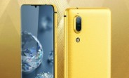 Sharp Aquos S2 leaks with 4K bezel-less display, under-glass fingerprint sensor