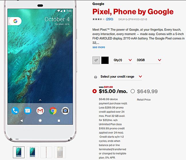 More details about the next Pixel XL device leak