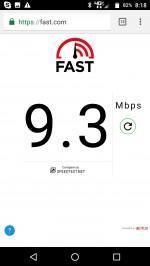Speed Test vs Fast.com