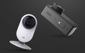 YI branded action and home surveillance cameras launched in India