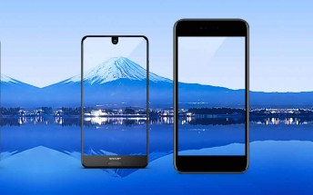 Sharp Aquos S2 sells out in China, back again on August 18