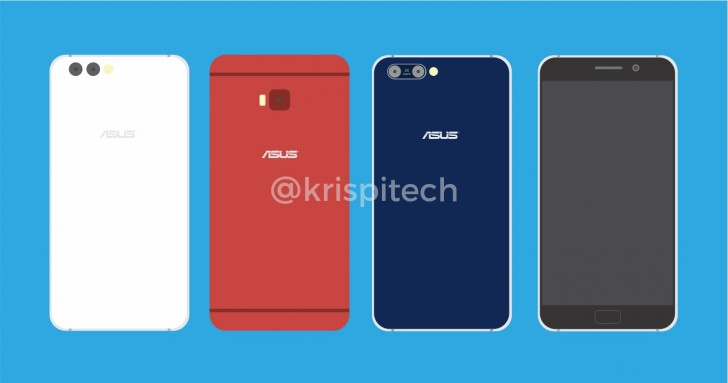 Asus Zenfone 4 Pro specs, design revealed