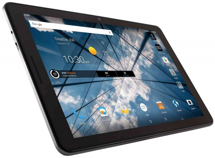 Primetime entertainment tablet from AT&T