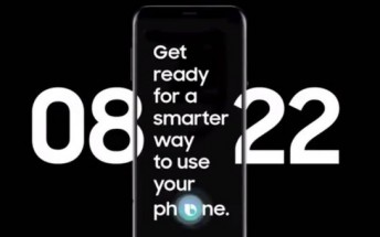 Global launch for Samsung's Bixby assistant set for today