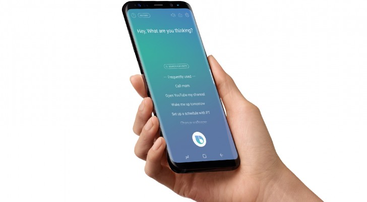 Bixby India Voice Assistant now available for Galaxy S8, S8+, Note 8