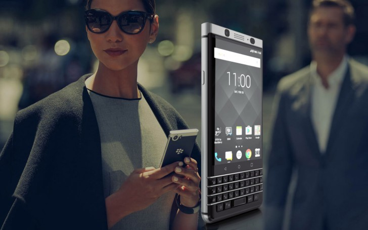 IFA 2017: Keyboard-Less, Water Resistant BlackBerry Coming Soon