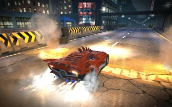 Carmageddon: Crashers is a deadly game of chicken with a splash of drag racing