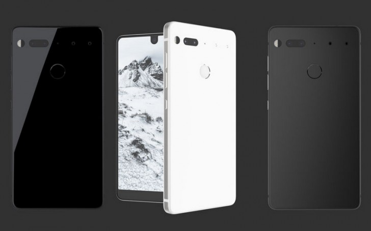 Essential Phone from Canada's Telus is a terrifying $1050