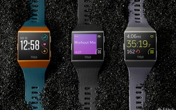 Fitbit unveils its first smartwatch - the Ionic - which runs a custom OS