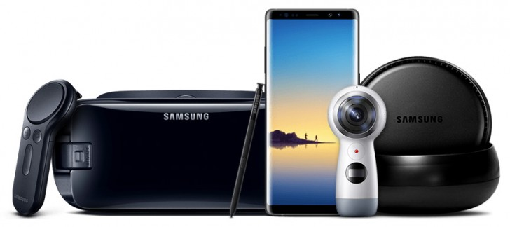 Samsung Galaxy Note8 pricing and launch info