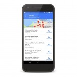 Google adds public parkings and lots to Google Maps