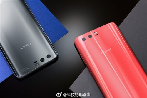 New renders show three new colors of Honor 9