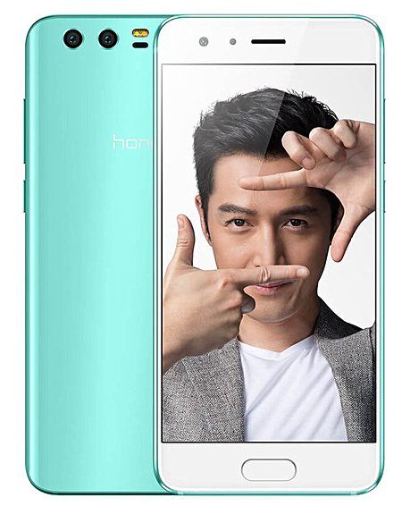 Image result for Huawei Honor 9 Robin-Egg Blue color version unveiled