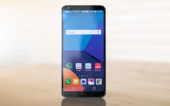 LG G6 for Sprint is just $119.76 today only, Verizon's version going for $287.76