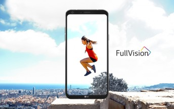 LG Q6 is now available in the UK for £269.99