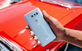 LG V30 goes official with 6