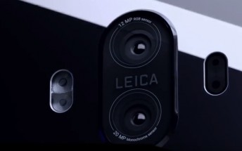 First video teaser for the Huawei Mate 10 is out, reveals Leica-branded dual rear camera