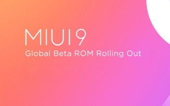 MIUI 9 Global Beta ROM now out for 9 more Xiaomi phones