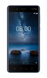 Nokia 8: Tempered Blue