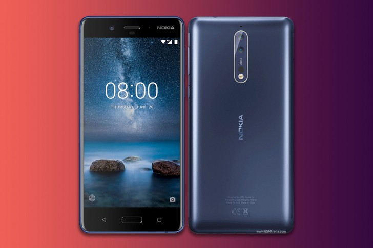 Things to Know About the Nokia 8