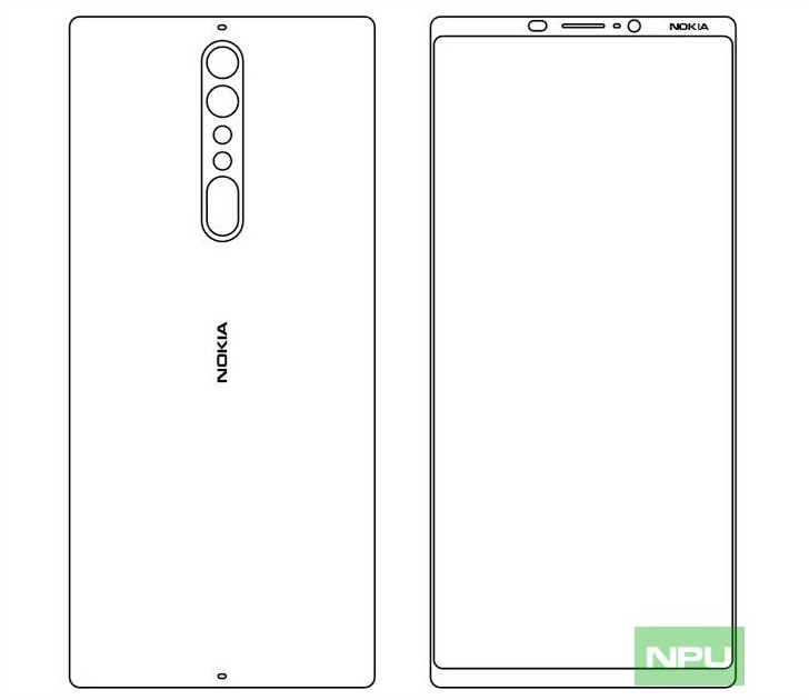 Nokia 9 with bigger screen than the Nokia 8 seemingly confirmed by company reps