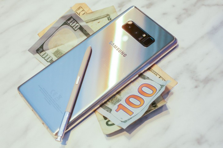 Samsung launches Note 8 after fiasco with previous model