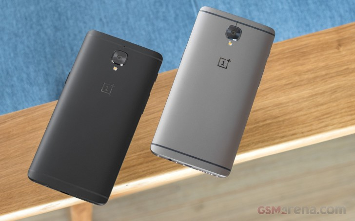 Update for the OnePlus 3/3T brings security patch, removes Hangouts