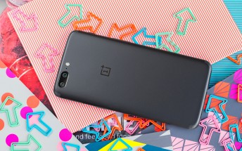 You can now have an 8GB RAM 128GB storage OnePlus 5 in Slate Gray