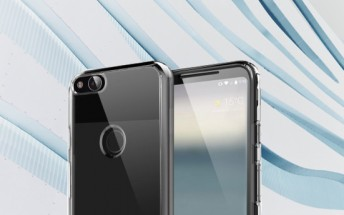 Cases reveal Google Pixel 2 and Pixel 2 XL design: bye, 3.5mm jack