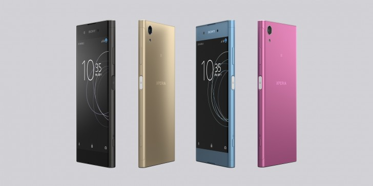 Sony Xperia XZ1, XZ1 Compact hands-on